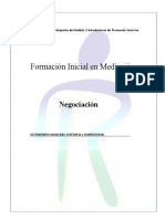 Manual Negociación