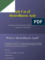 Introduction to Hydrofluoric Acid