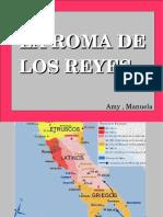 La Roma de Los Reyes- Amy, Manuela