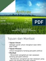 Anthrax PPT