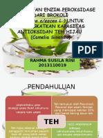 Enzim peroksidase