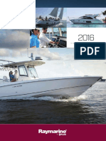 USA Raymarine Brochure 2016 Low