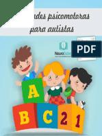 Actividades Psicomotoras Para Autistas