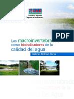 Macroinvertebrados Como Bioindicadores