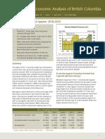 Economic Analysis of British Columbia