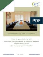 Top Team Development Brochure