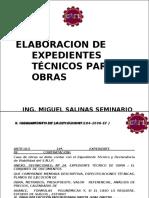 (251582194) Elaboracion de Expedientes Tecnicos