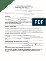 Bossier Parish Schools Superintendent Applications and Resumes