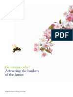 Deloittes Publication; Careers in Banking