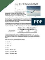 project 1010 zero gravity chris fischer