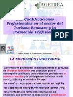 Cualificaciones Profesionales Sector Ecuestre 2014 Marzo