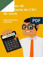 Prova Exame de Suficiência CFC