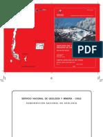 Carta Nevados de Chillan