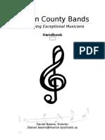 marion county updated handbook