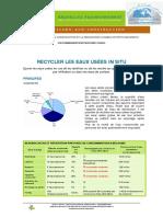 Recycler Les Eaux Usées