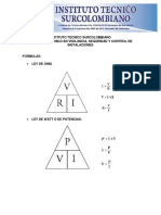 Formulas y Conversiones Para Parcial[1]