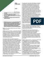 Environmental Laws [FULL Notes]