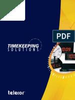 Telecor Clock Brochure