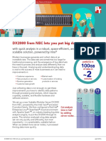 DX2000 from NEC lets you put big data to work