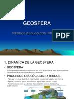 3 Procesos Geológicos Internos