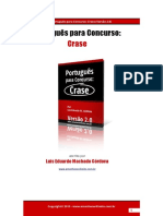 Portugues Para Concurso Crase Versao 2.0