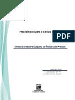 A) PR-OC-08 Cálculo Del INPC Rev.0