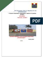 Segundo Día Del Logro 2015 Primaria