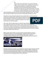 Inédito Gol G7 2016