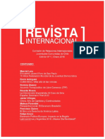 Revista Internacional JJCC Nº1