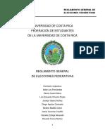 Reglamento de Elecciones Federativas 2015(ReformaAbril2016)