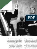 """El proceso de """"transición a la Democracia"""" como  negociación y consolidación hegemónica en Chile"""