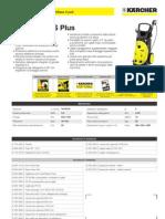 Idropulitrice a freddo Karcher HD 13-18 4 S Plus