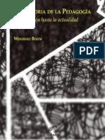Bohm Winfred - La Historia De La Pedagogia - Desde Platon Hasta La Actualidad.PDF