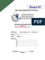 Gestión de Empresas - USIL