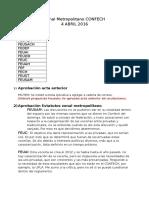Acta Zonal 04-04 USM