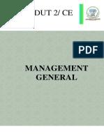Management Général