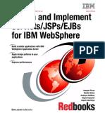 Design and Implement Servlets for IBM WebSphere