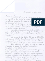 Exemple Lettre Motivation Mba