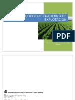150114 Modelo de Cuaderno de Explotación Tcm7-309481