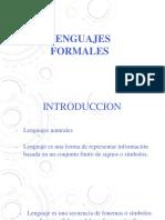 LENGUAJES FORMALES 1