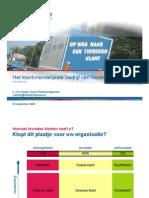 MarketResponse Klantvriendelijkste Bedrijf van Nederland 2008