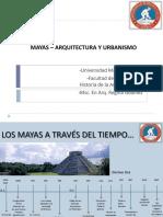 Clase 12 Mayas Arquitectura