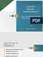 Clase 2-Teoría Gral del Acto Administrativo 2 2016-1