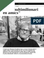 """Entrevista Antoni Gost """"Curro"""""""