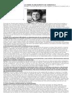 Branca Jurema Ponce Fala Sobre Planejamento de Currículo