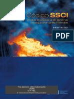 Código Internacional de sistemsa de seguridad contra incendios (SSCI)