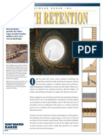Earth Retention Brochure