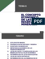 Reservas Minerales