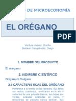Oregano Present