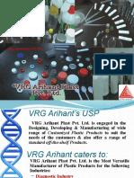 Plastic Product Manufacturer VRG ArihantPlast Pvt Ltd_Company Profile